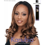 Sensationnel Kanubia TRI CURL - Synthetic Weave Extensions