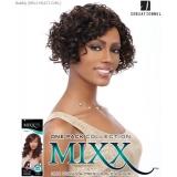 Sensationnel Mixx Multi Curl Short BUBBLY SHORT - Human Blend Weave Extensions