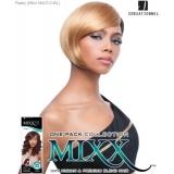Sensationnel Mixx Multi Curl Short FLASHY SHORT - Human Blend Weave Extensions