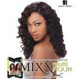 Sensationnel Mixx Multi Four LOOSE DEEP - Human Blend Weave Extensions