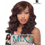 Sensationnel Mixx Multi Curl Long LOS ANGELES - Human Blend Weave Extensions