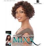 Sensationnel Mixx Multi Curl Short PERKY SHORT - Human Blend Weave Extensions
