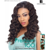 Sensationnel Premium Too DEEP 10 - Human Blend Weave Extensions