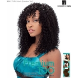 Sensationnel Premium Too JERRY CURL 12 - Human Blend Weave Extensions