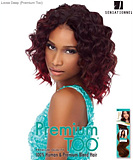 Sensationnel Premium Too Shorty LOOSE DEEP - Human Blend Weave Extensions