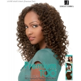 Sensationnel Premium Too LOOSE WAVE 10 - Human Blend Weave Extensions