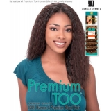 Sensationnel Premium Too LOVELY 10 - Human Blend Weave Extensions