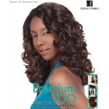 Sensationnel Premium Too PASSION - Human Blend Weave Extensions
