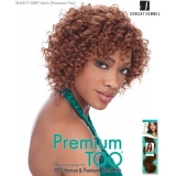 Sensationnel Premium Too Shorty SHORTY DEEP - Human Blend Weave Extensions
