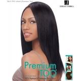 Sensationnel Premium Too SILKY PRO 10 - Human Blend Weave Extensions