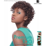 Sensationnel Premium Too Shorty SPANISH WAVE - Human Blend Weave Extensions