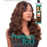 Sensationnel Premium Too SWEET 18 - Human Blend Weave Extensions