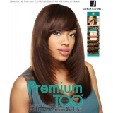 Sensationnel Premium Too YAKI PRO 12 - Human Blend Weave Extensions