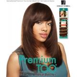 Sensationnel Premium Too YAKI PRO 16 - Human Blend Weave Extensions