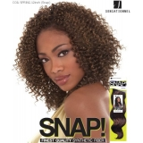 Sensationnel Snap COIL SPRING 12 - Synthetic Weave Extensions