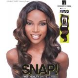 Sensationnel Snap DOUBLE TWIST 14 - Synthetic Weave Extensions