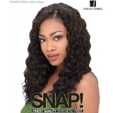 Sensationnel Snap PASSION SPIRAL 14 - Synthetic Weave Extensions