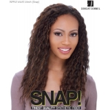 Sensationnel Snap RIPPLE WAVE 14 - Synthetic Weave Extensions