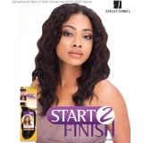 Sensationnel Start 2 Finish BODY DEEP 18 - Human Hair Weave Extensions