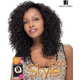 Sensationnel Style360 FREE DEEP - Human Blend Weave Extensions