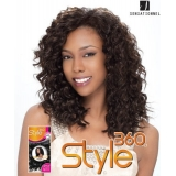 Sensationnel Style360 LOOSE DEEP - Human Blend Weave Extensions