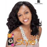 Sensationnel Style360 ROLL BODY - Human Blend Weave Extensions