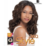 Sensationnel Style360 ROMANTIC BODY - Human Blend Weave Extensions
