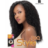 Sensationnel Style360 SUPER WAVE - Human Blend Weave Extensions