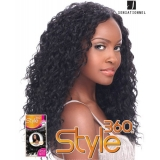 Sensationnel Style360 TROPICAL - Human Blend Weave Extensions