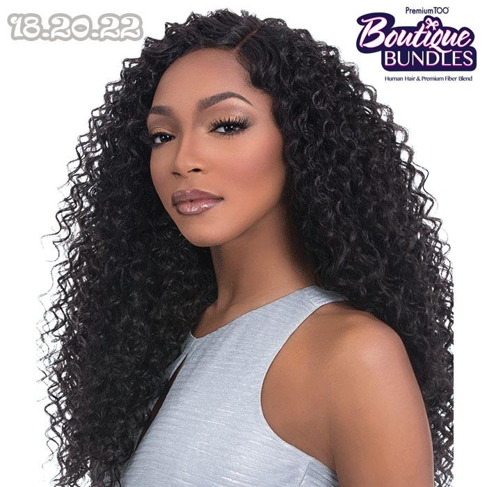 Sensationnel Premium Too Multi Human Hair Blend Weave Boutique