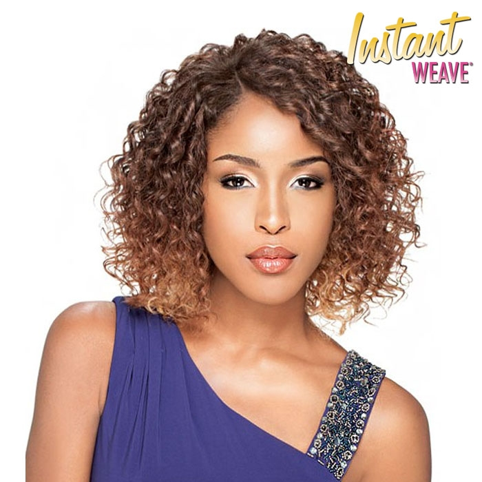 Sensationnel Synthetic Half Wig Instant Weave - HZ 7074