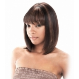 Its a Cap Weave Human Hair Wig - HH REMI YAKI 1012