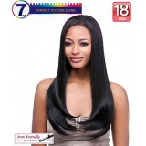 It's a wig Futura Synthetic Clip-In Extension - J CURL 18