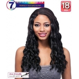 It's a wig Futura Synthetic Clip-In Extension - OCEAN WAVE 18