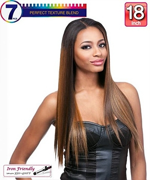It's a wig Futura Synthetic Clip-In Extension - YAKI ST 18
