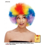 It's a wig Synthetic Full Wig - AFRO WIG