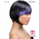 It's a wig Futura Synthetic Rainbow pop Full Wig - ANNA POP