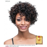 It's a wig Synthetic Full Wig - CECILIA