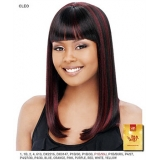It's a wig Synthetic Full Wig - CLEO