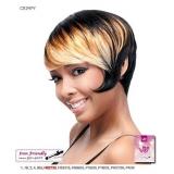 It's a wig Futura Full Wig - CRIMPY