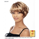 It's a wig Synthetic Full Wig - DELIGHT