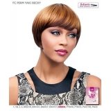 It's a wig Futura Synthetic Full Wig - FC-BECKY
