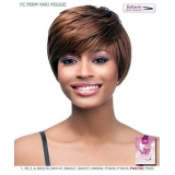 It's a wig Futura Synthetic Full Wig - FC-PEGGIE