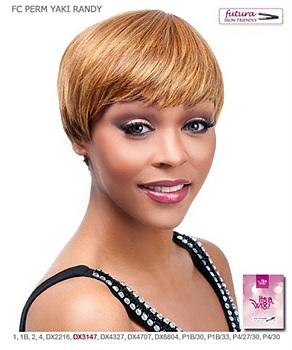 It's a wig Futura Synthetic Full Wig - FC-RANDY