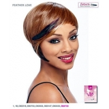 It's a wig Futura Synthetic Full Wig - FEATHER LOVE