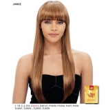 It's a wig Synthetic Full Wig - JANICE
