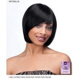 It's a wig 100% Human Full Wig - KALLA