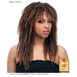 It's a wig Synthetic Full Wig - KINKY TWIST