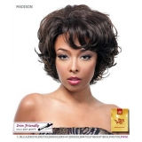 It's a wig Futura Synthetic Full Wig - MADISON