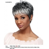 It's a wig Synthetic Sassy MAMA Full Wig - ELIZABETH